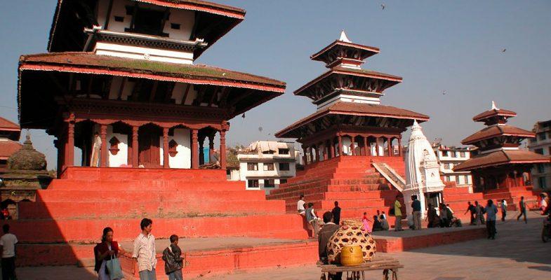 Half Day Kathmandu Darbar Square & Swayambhunath Tour in Nepal