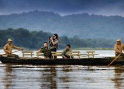 Boating on Rapti River